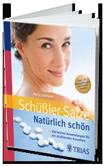 Buch: Schüßler-Salze – Natürlich schön von Maria Lohmann