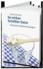 Buch: So wirken Schüßler-Salze von Maria Lohmann